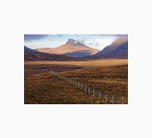 Scottish Moorland and Mountain Unisex T-Shirt