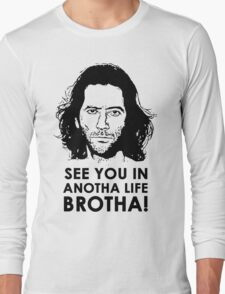 """See You In Anotha Life - Desmond """"LOST"""" Long Sleeve T-Shirt"""