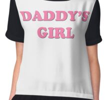 Daddy's Girl Chiffon Top