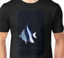 Natural History Fish Histoire naturelle des poissons Georges V1 V2 Cuvier 1849 068 Inverted Unisex T-Shirt