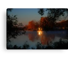 Early Morning Light Canvas Print