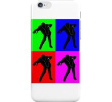 Warhol iPhone Zombies iPhone Case/Skin