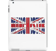 Manchester iPad Case/Skin