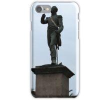 Statue in Quito iPhone Case/Skin