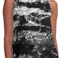 abstract black high contrast Contrast Tank