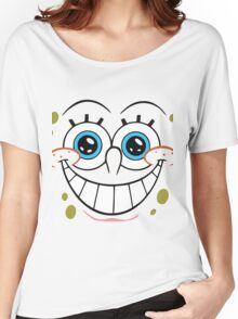 spongebobby Women's Relaxed Fit T-Shirt