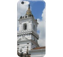 Tower on San Francisco Monastery iPhone Case/Skin
