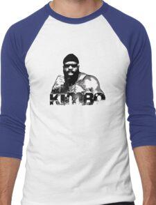 kimbo Men's Baseball ¾ T-Shirt