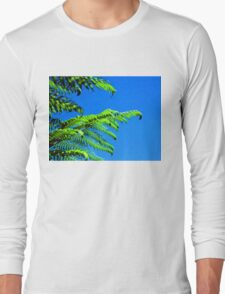 Tree Fern Long Sleeve T-Shirt