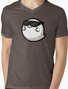 ChiBoo - Cool Spooks Mens V-Neck T-Shirt