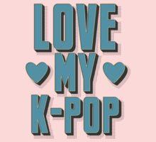 LOVE MY K-pop Kids Tee