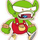 Goblin Bully Green by Smars
