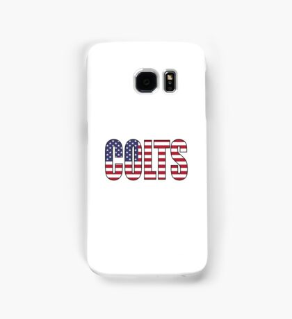 Colts Samsung Galaxy Case/Skin