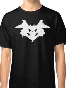 Rorschach Inkblot Classic T-Shirt