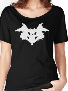 Rorschach Inkblot Women's Relaxed Fit T-Shirt