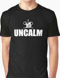 Uncalm Graphic T-Shirt