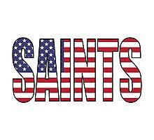 Saints Photographic Print