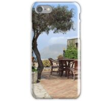 Valderice, Sicily iPhone Case/Skin