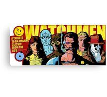 The Watchmen  Canvas Print