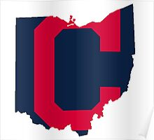 Cleveland Indians II Poster