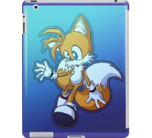 """Miles """"Tails"""" Prower (""""Ice"""" Edition) iPad Case/Skin"""