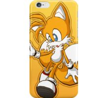 """Miles """"Tails"""" Prower iPhone Case/Skin"""