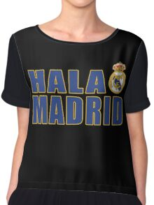 Real Madrid Champ Chiffon Top