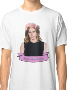 Vera Farmiga - Queen Classic T-Shirt