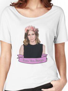 Vera Farmiga - Queen Women's Relaxed Fit T-Shirt