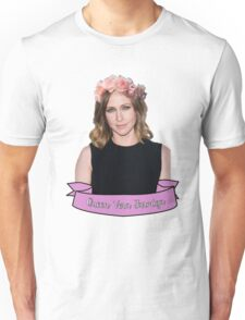 Vera Farmiga - Queen Unisex T-Shirt
