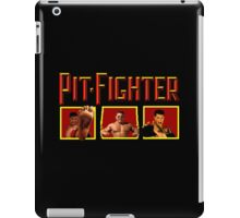 PIT FIGHTER CLASSIC ARCADE GAME iPad Case/Skin