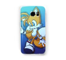 """Miles """"Tails"""" Prower (""""Ice"""" Edition) Samsung Galaxy Case/Skin"""