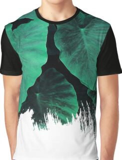 Painting on Jungle Graphic T-Shirt