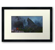 Nathan Bandicoot Framed Print