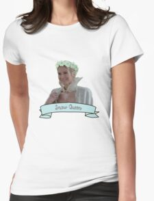 Ingrid - Snow Queen Womens Fitted T-Shirt