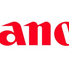 Canon logo Sticker