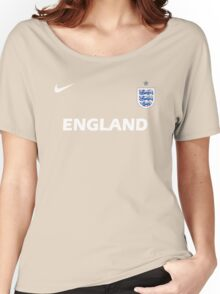 ENGLAND EURO-2016 Women's Relaxed Fit T-Shirt