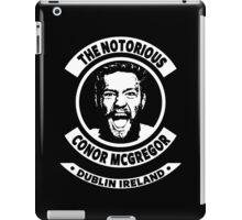 The Notorious Conor Mcgregor iPad Case/Skin