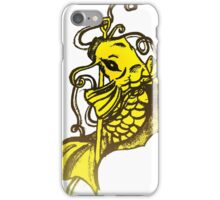 Golden Koi fish  iPhone Case/Skin