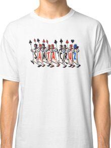 SANTA CRUZ SKATEBOARDS PLAYING CARDS RETRO Classic T-Shirt