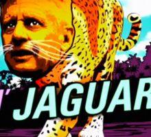 Gary Johnson 2016 Libertarian Jaguar Sticker