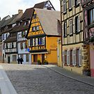Walking in Colmar by annalisa bianchetti