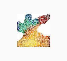 Modern Art - Colorforms 1 - Sharon Cummings Unisex T-Shirt