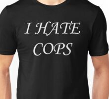 I Hate Cops T-Shirt
