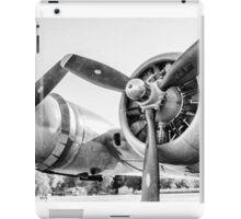 Vintage Plane iPad Case/Skin