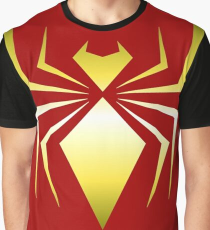 Iron Spider Graphic T-Shirt