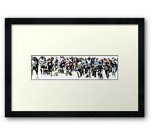 Metrowest K9 5K Framed Print