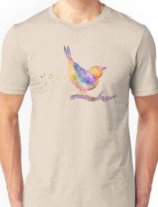 Swirly Bird T-Shirt