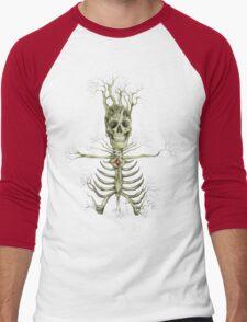Death and Rebirth Men's Baseball ¾ T-Shirt