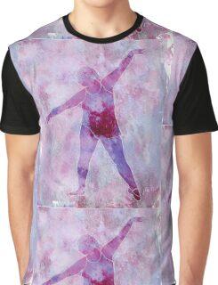 Ballerina Stretch Graphic T-Shirt